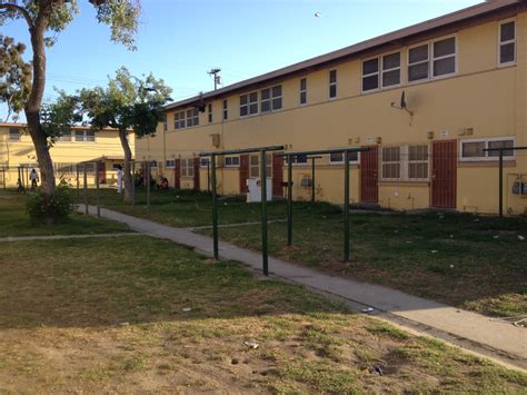 Nickerson Garden Projects by Could Lapd Partnership Policing Prevented Ezell