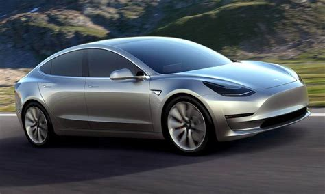Buying Tesla Tesla Model 3 Wows At 35k Expected Late 2017 Ecoustics