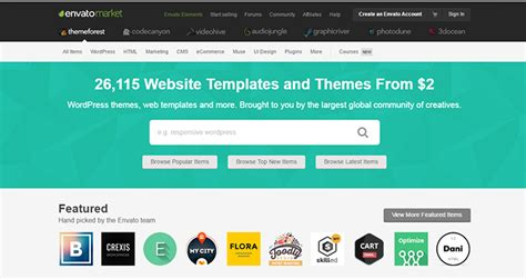 6 best places to buy wordpress themes tutorial faq