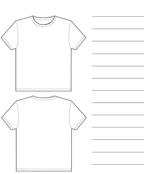 template t shirt design ipadpapers tshirt design paper templates