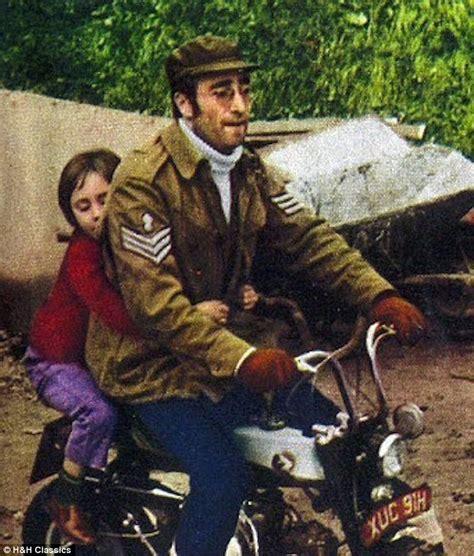Beatles legend John Lennon's Monkey Bike is up for auction