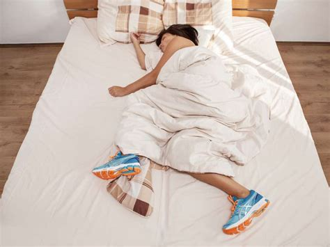 running in sleep better sleep can improve athletic performance houston chronicle