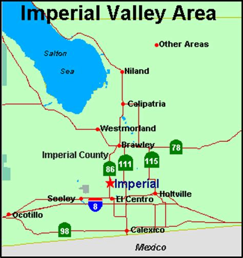 map of imperial california imperial valley california japanese american citizens league