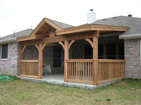 back porch designs ranch style homes back porch designs