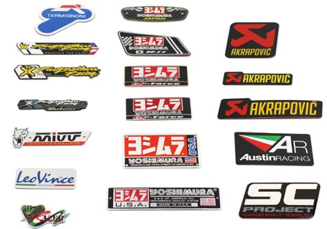 Stiker Twobrother Racing kopen wholesale akrapovic sticker uit china