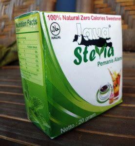 Pemanis Stevia java stevia pemanis alami toko almishbah 085725881971 081328161823 yogyakarta toko
