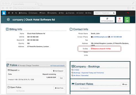 Room Arranger Software to do tasks and notes on the hotel pms desktop