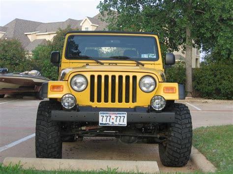 Jeep Backspacing 35 S With 4 Inch Backspacing Jeepforum