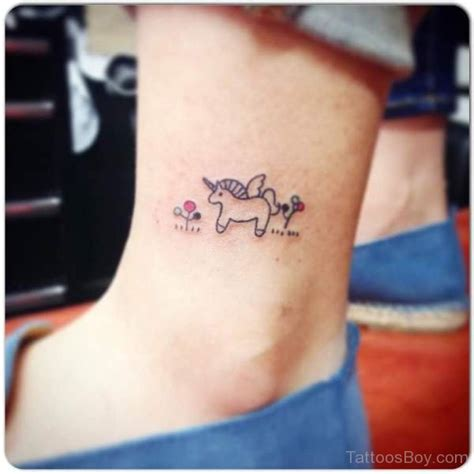 small unicorn tattoo unicorn tattoos designs pictures page 2