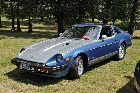datsun 280x 1981 datsun 280zx pictures history value research news