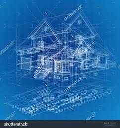 Home Blue Print blueprint home design modern house