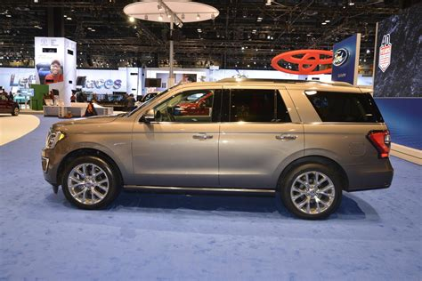 New Ford 2018 Expedition by All New 2018 Ford Expedition Adopts Aluminum And Drops 300