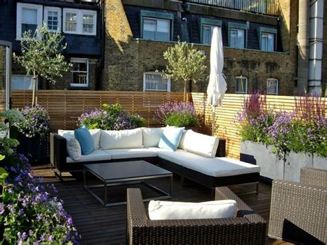 Garden Terrace Ideas How To Improve Privacy Of Rooftop Garden Rooftop Garden Ideas Balcony Garden Web