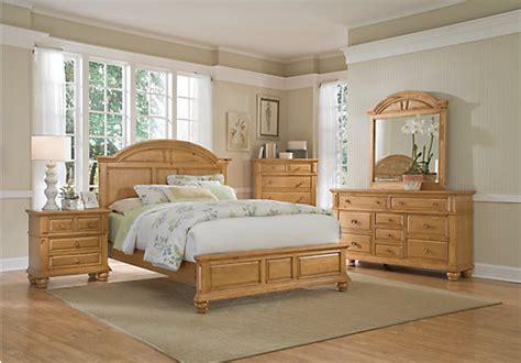 Light Bedroom Set Berkshire Lake 5 Pc Bedroom Bedroom Sets