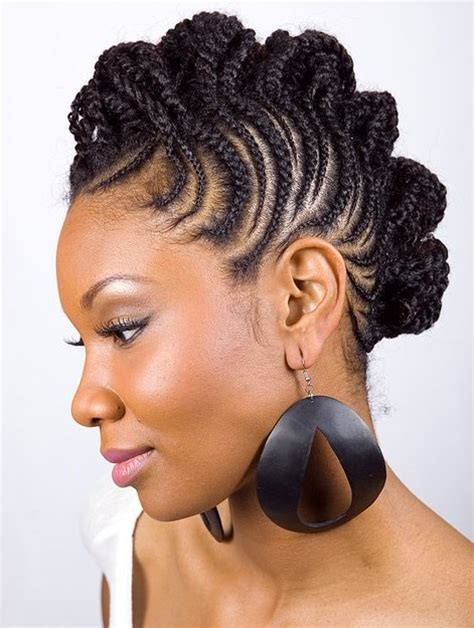 different types of mohawk braids hairstyles scouting for short hairstyles for black womenfind the best flat iron
