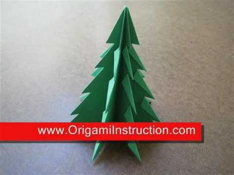 step by step christmas tree oragami wiki with pics hqdefault jpg