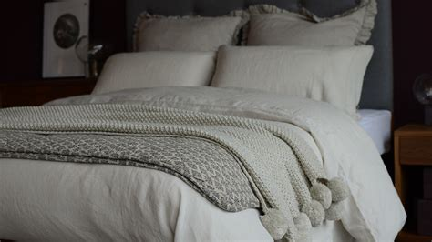 Blankets For Bed by Pom Pom Knitted Throw Blankets Bed Company