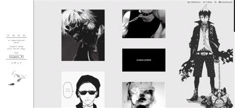 tumblr themes html anime free tumblr themes and layouts tumblr