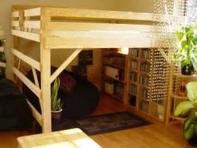 Loft Bed Frame Designs Bedroom Designs King Loft Bed Sinek For Adults Bunk Beds