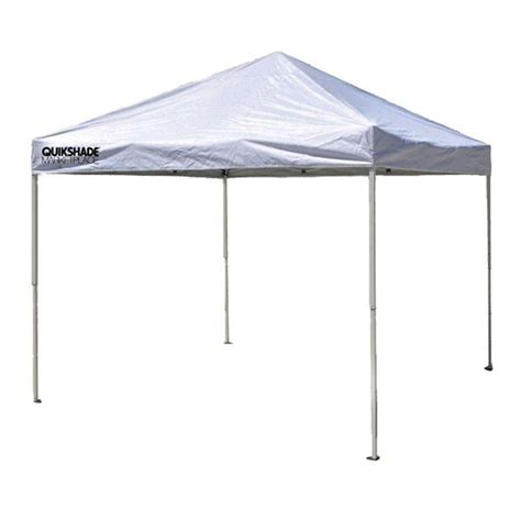 quik shade marketplace 10 ft x 10 ft white instant
