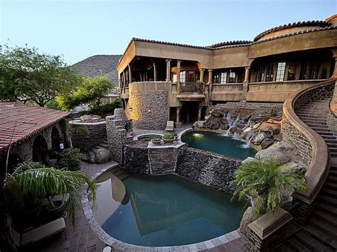 custom dream houses daily dream home scottsdale az pursuitist in