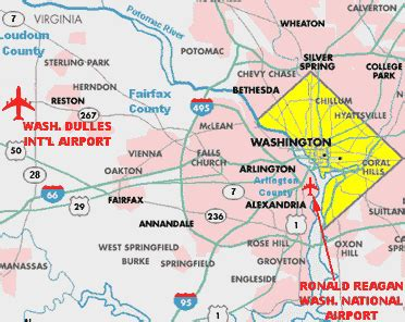 maryland map airports new page 832 www allvirginiahomes