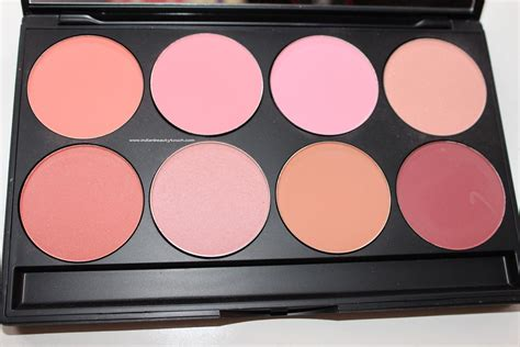 Palette Blush Oneyeshadow blush makeup palette www imgkid the image kid has it