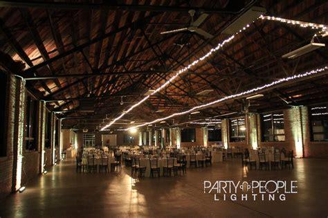 lake county industrial building partypeople djlighting