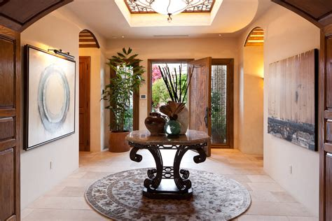Front Entrance Table Decor Wonderful Unique Foyer Tables Decorating Ideas Gallery In