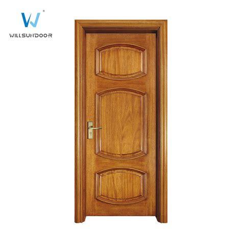 3 Panel Oak Interior Doors by 3 Panel Oak Wood Veneer Interior Door Design For Hotel