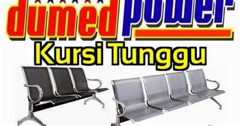Kursi Tamu Lazada kursi tunggu waiting chair kursi bandara kursi tunggu