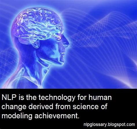 awareness pattern nlp nlp glossary a definition of nlp