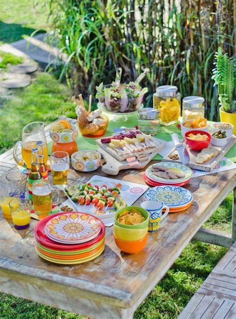 mesas de decoracion ideas para decorar mesas al aire libre decoraci 243 n de