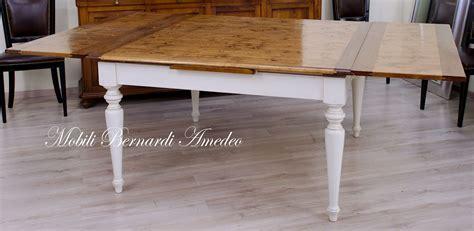 tavolo abete tavoli allungabili in abete massello tavoli