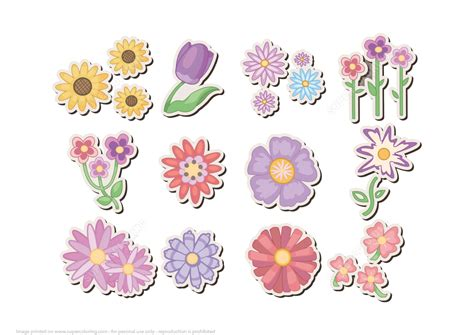 Printable Sticker Paper