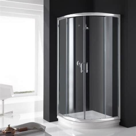 cabina doccia circolare box doccia in vetro semicircolare doppia porta scorrevole