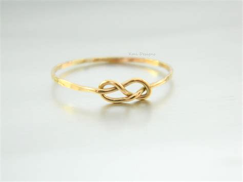 valentines ring s day gift gold infinity ring engagement