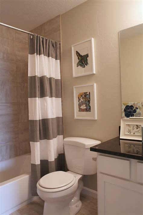 Shower Curtains I Just Like by I Like The Linen Look Tiles In The Bath Surround Goes