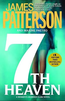 The 7th Heaven By Patterson Maxine Paetro 7th heaven s murder club 7 paperback the doylestown bookshop
