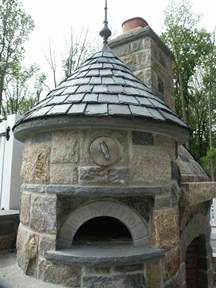 Costco Outdoor Gas Fireplace - wood burning pizza oven if i had a million dollars pinterest
