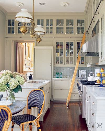Kitchen With A Ladder My Favorite Things Library Ladders Interiors By Patti