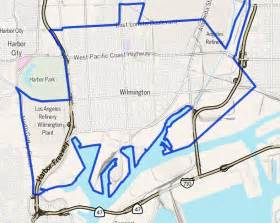 wilmington california map file map of wilmington neighborhood los angeles
