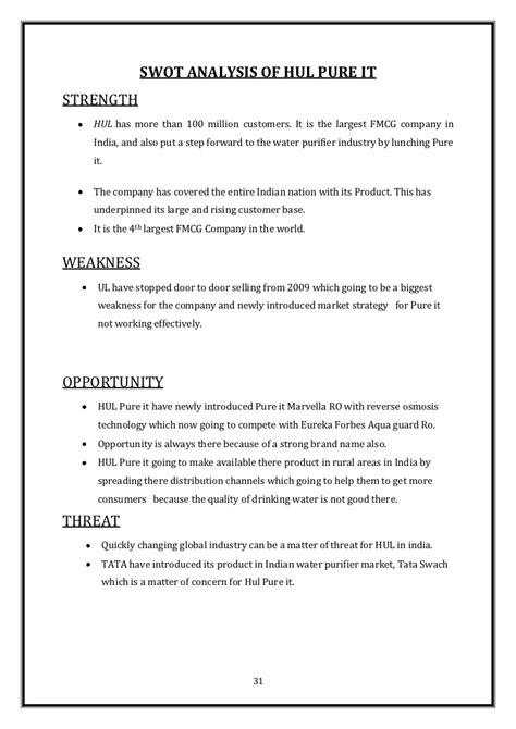 water purifier questionnaire  water purifier
