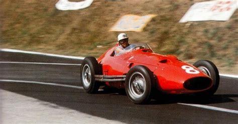 maserati v12 1957 gp francji rouen maserati 250f v12 carlos alberto