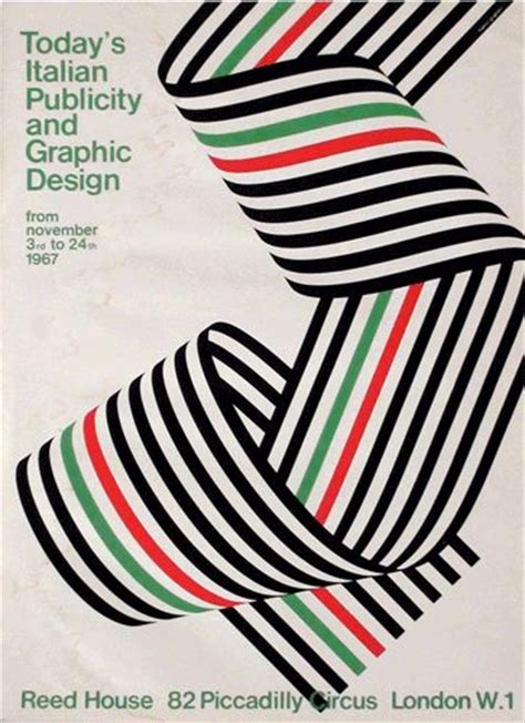design poster website franco grignani today s italian publicity and graphic