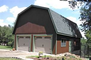 Build A Two Car Garage by Buy A Two Car Garage Building Direct From Pa