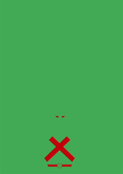 super minimalist minimalist super hero posters by michael turner