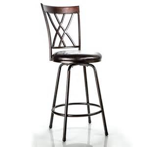 Menards Bar Stools Designer S Image Eastman Adjustable Height Swiveling