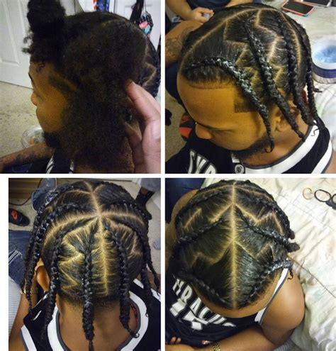 black male haircuts with zig zags 25 asap rocky braids styles peinado de trenza