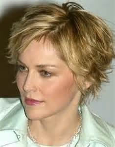 hairstyles middle age short haircuts for middle aged women